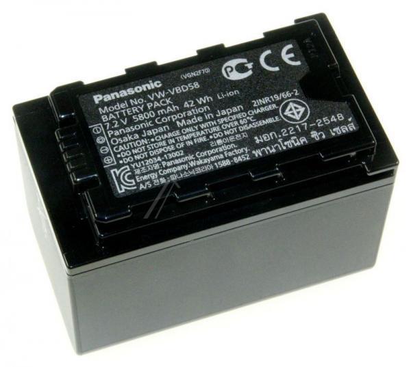 VWVBD58EK Bateria | Akumulator do kamery VWVBD58EK,1
