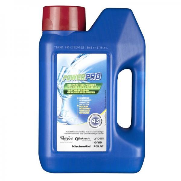 Preparat czyszczący DWP125 do zmywarki 484000008386,0