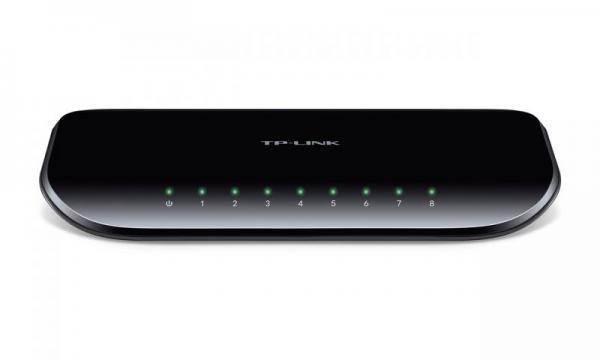 Switch LAN TP-Link TLSG1008DV60,0