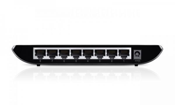 Switch LAN TP-Link TLSG1008DV60,1
