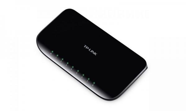 Switch LAN TP-Link TLSG1008DV60,2