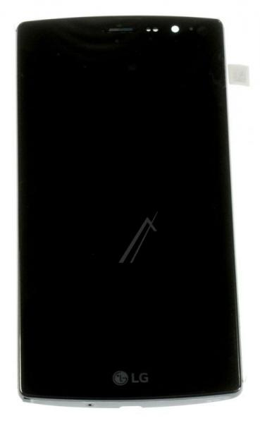 ACQ88470601 Wyświetlacz LCD + dotyk do Pasuje do LG G4 S (H735), czarny LG,0