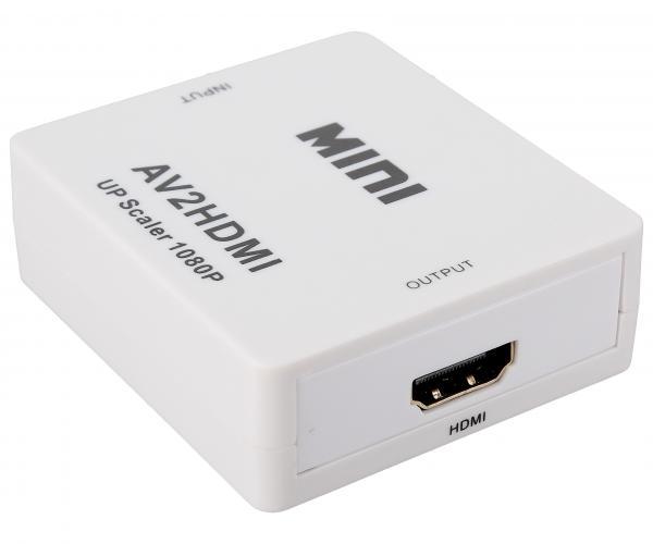 Konwerter HDMI - VGA (wtyk/ gniazdo),0