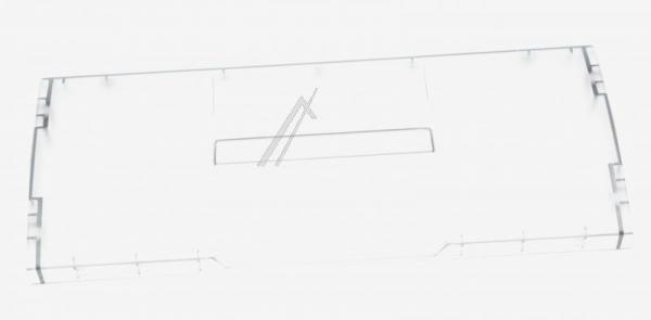 4206650800 DRAWER COVER (TRANSPARENT GREY-2_154 MM) ARCELIK,1