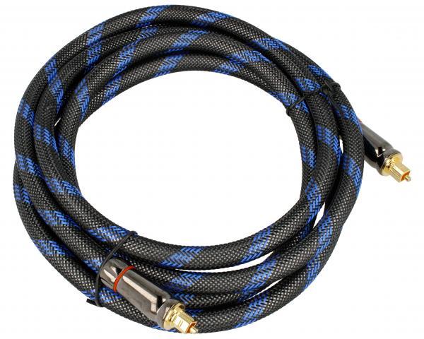 Kabel optyczny 2m (wtyk/wtyk) HQ,0