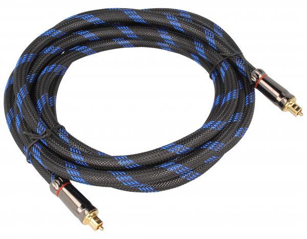 Kabel optyczny 3m (wtyk/wtyk) HQ,0