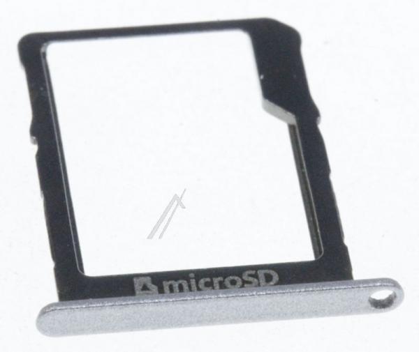 GH6108201C GUIDE-MICRO SD TRAY(SILVER)_SS SAMSUNG,0