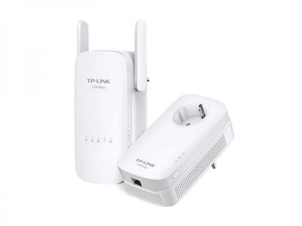 Adapter Powerline zestaw TP-Link TLWPA8630KIT,1
