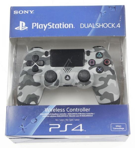 9453512 SONY PLAYSTATION 4 PS4 WIRELESS DUALSHOCK CONTROLLER, CAMOUF SONY,0