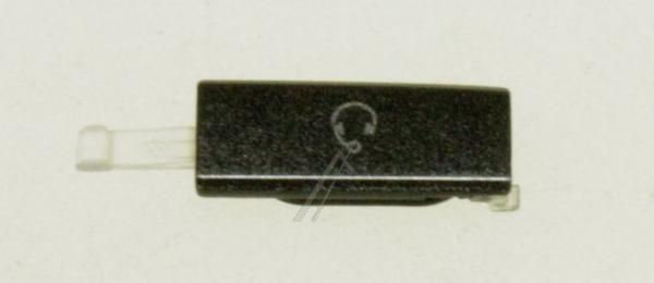12621675 SONY LT25I XPERIA V - AUDIO STECKER COVER (SCHWARZ) SONY,0