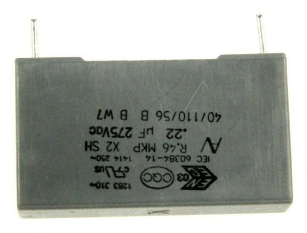 BR60622063 X-FOIL-CAPACITOR EN132400 0.22 U M 250V DE LONGHI - KENWOOD,0
