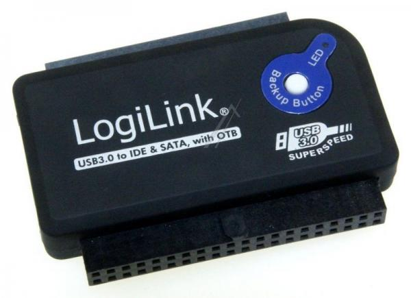 AU0028A USB ADAPTER, USB3.0 - IDE & S-ATA, WITH OTB FUNCTION LOGILINK,2