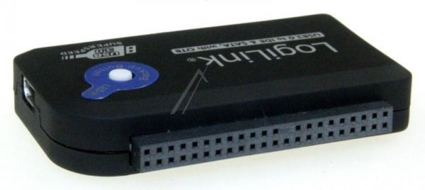 AU0028A USB ADAPTER, USB3.0 - IDE & S-ATA, WITH OTB FUNCTION LOGILINK,5