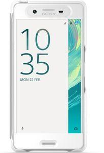13015608 SONY SMART STYLE COVER TOUCH SCR50 FÜR XPERIA X (WEISS) SONY,0