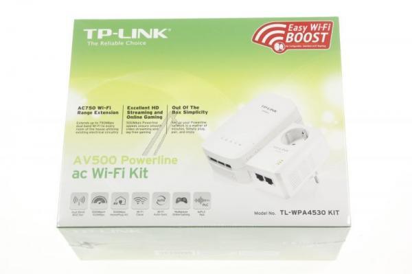 Adapter Powerline Zestaw TP-Link TLWPA4530KIT,2