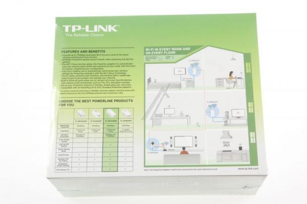 Adapter Powerline Zestaw TP-Link TLWPA4530KIT,3