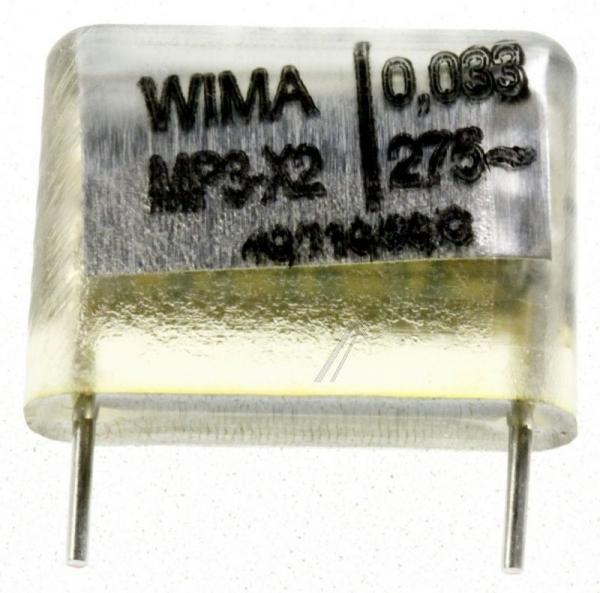 MPX21W2330FD00MSSD 0,033UF275V MP3-X2 ENTSTÖRKONDENSATOR RM=15 -ROHS- 33NF WIMA,0