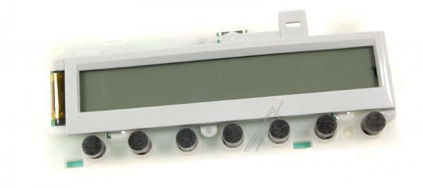 Moduł elektroniczny z modułem wyświetlacza do pralki 20829994,0
