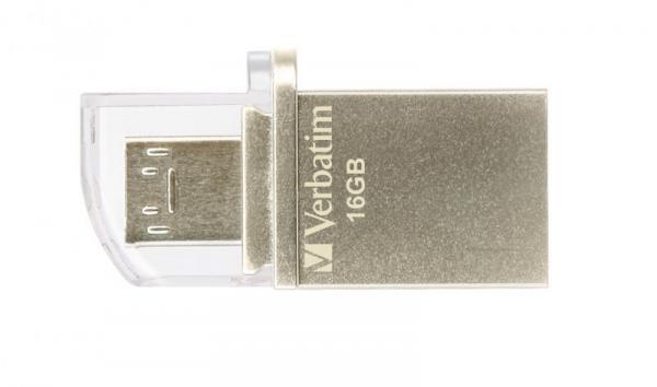 Pendrive | Pamięć USB 3.0 16GB OTG Verbatim 49825,1