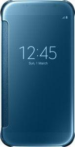 Pokrowiec | Etui Clear View Cover do smartfona Galaxy S6 EFZG920BLEGWW,1