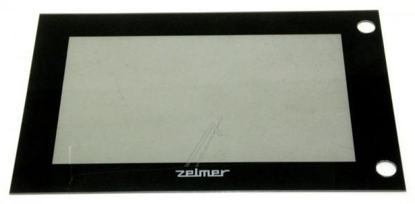 Szyba zewnętrzna drzwiczek do mikrofalówki ZELMER 00799027,0