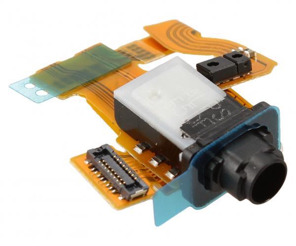 Gniazdo jack D5803 z taśmą do smartfona Sony 12816825,0