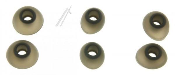 996580004376 SHE9100BL EAR CAP 3SETS  L M S PHILIPS,0