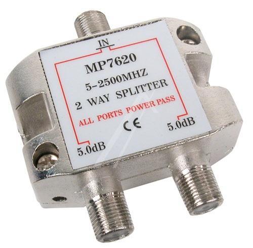 MP7620 2 FACH VERTEILER, 5-2500MHZ,0