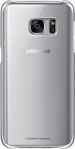 EFQG930CSEGWW Etui Clear Cover do Galaxy S7 (G930F), srebrne SAMSUNG,0