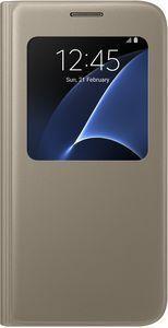 EFCG930PFEGWW SAMSUNG S VIEW COVER GALAXY S7 / G930F GOLD SAMSUNG,0