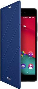 Pokrowiec | Etui Flip Cover do smartfona WIKO PULP 4G/3G 95641 (niebieskie),1