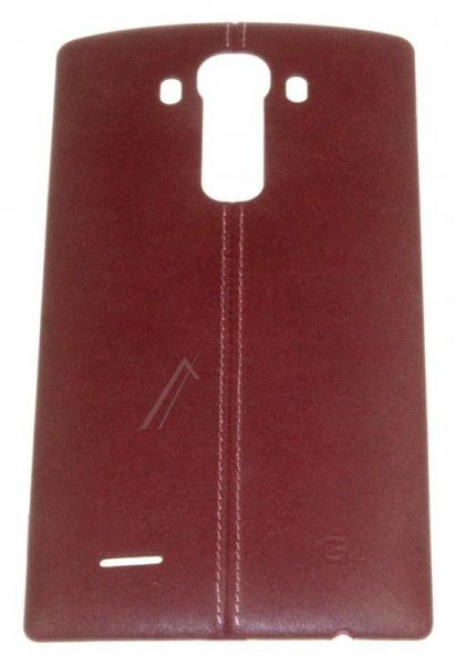 ACQ88373053 Klapka pojemnika na baterie, czerwona skóra LG,0