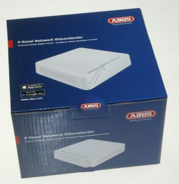 TVVR36000 4-KANAL NVR 90 MBIT (40/50) ABUS,4
