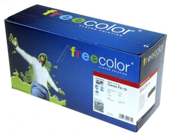 Toner czarny do drukarki Freecolor FX10FRC,2