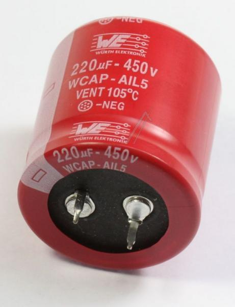 Kondensator elektrolityczny 105°C 31mm/30mm,0