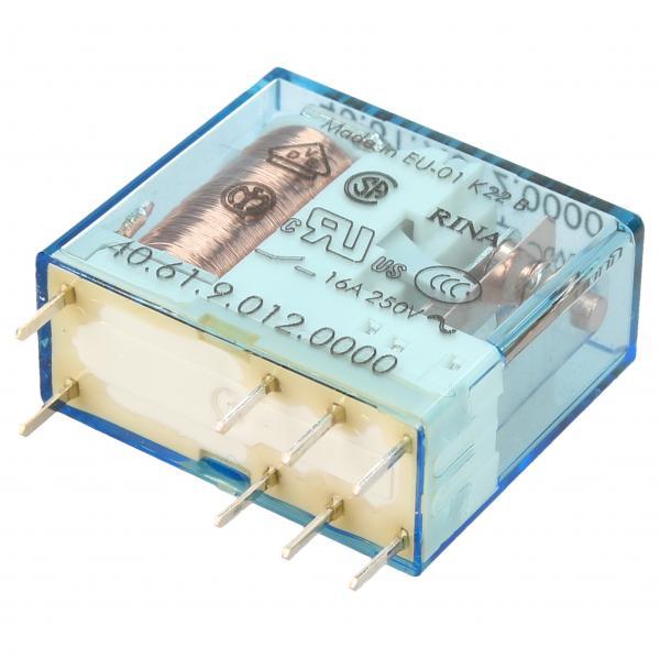 Przekaźnik 12VDC16A250VAC,1