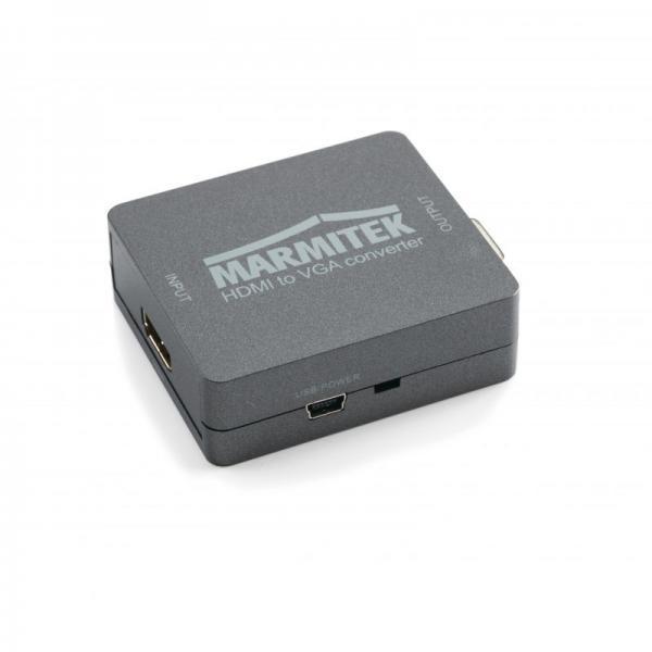 Konwerter HDMI - VGA (wtyk/ gniazdo) 08266,0