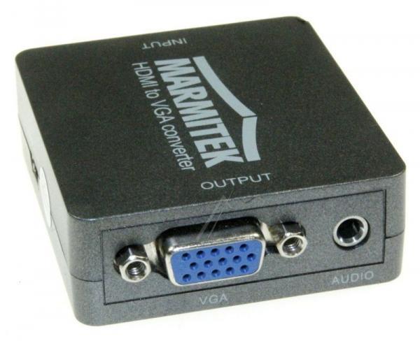 Konwerter HDMI - VGA (wtyk/ gniazdo) 08266,6