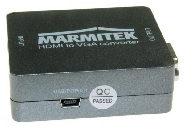 Konwerter HDMI - VGA (wtyk/ gniazdo) 08266,8