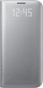 EFNG935PSEGWW Etui LED View Cover do Galaxy S7 Edge (G935F), srebrne SAMSUNG,0