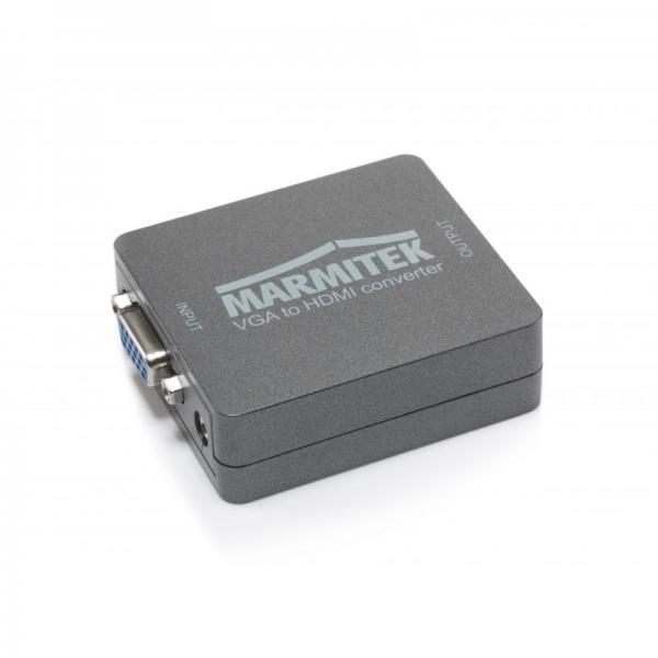 Konwerter VGA - HDMI (gniazdo/ gniazdo) 08267,0