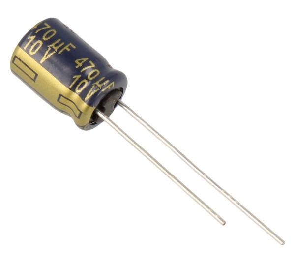 470uF | 10V Kondensator elektrolityczny 105C EEUFC1A471 11.5mm/8mm,0
