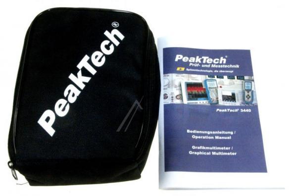 Multimetr   Miernik P3440 Peaktech,6