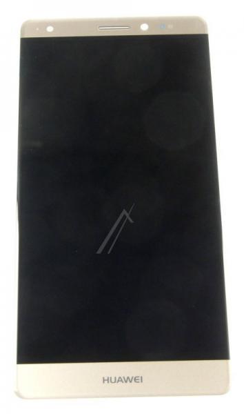 Ekran | Panel dotykowy Mate S z wyświetlaczem (bez obudowy) do smartfona,0