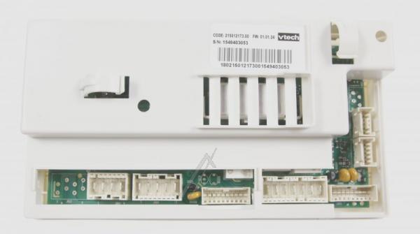 Moduł elektroniczny bez oprogramowania pralki C00307218,0