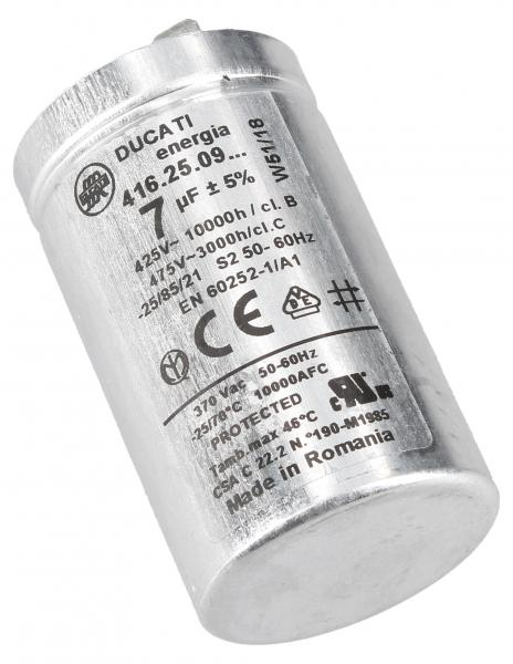 Kondensator rozruchowy 7,0UF475VFASTON6,3MM,0