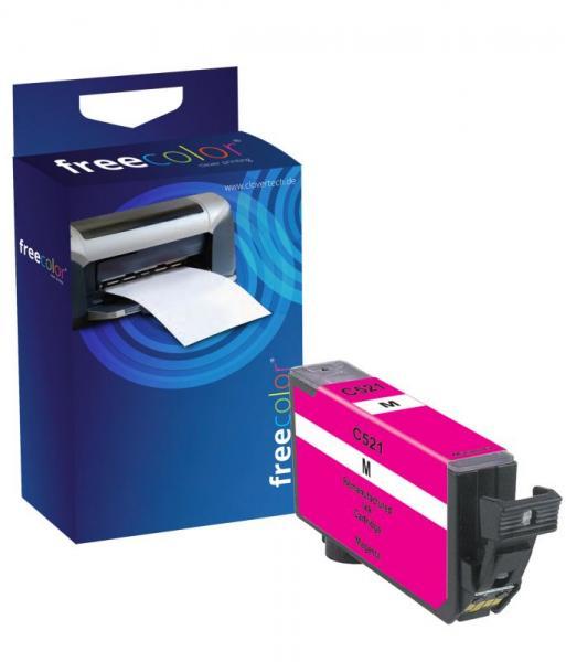 Tusz magenta do drukarki Freecolor CACLI521MINKFRC,0