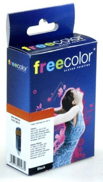 Tusz czarny do drukarki Freecolor CACLI526BKINKFRC,2
