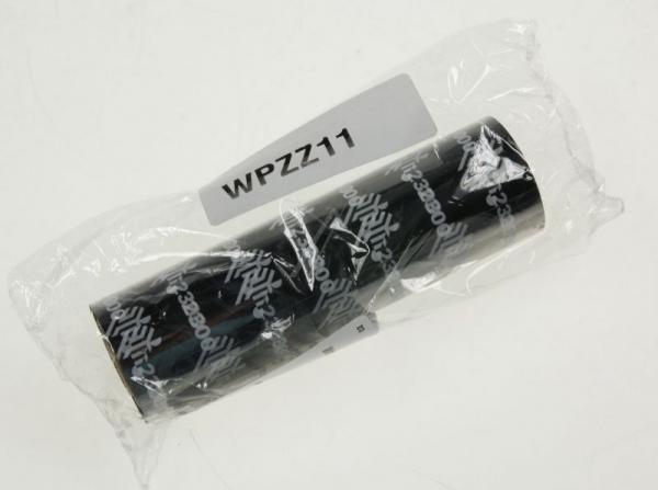 02300GS11007 ZEBRA 2300 RIBBON WAX, 110MMX74M ZEBRA,1