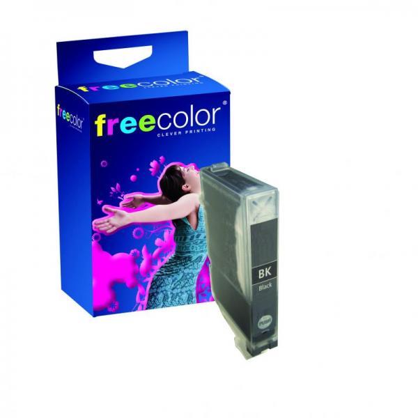 Tusz czarny do drukarki Freecolor CACLI8BKINKFRC,1